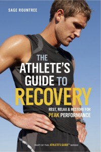 The Athlete's Guide to Recovery Book Cover