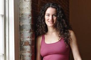 Sage Rountree at Carrboro Yoga