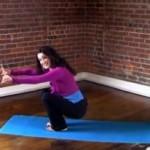Active Yogi: Stand to Sit