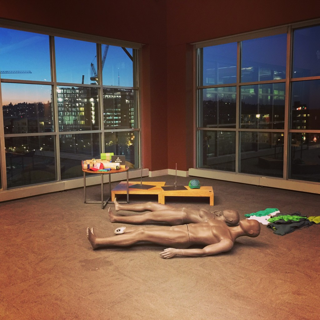 Don't forget to take several minutes of rest in savasana at the end of your practice.