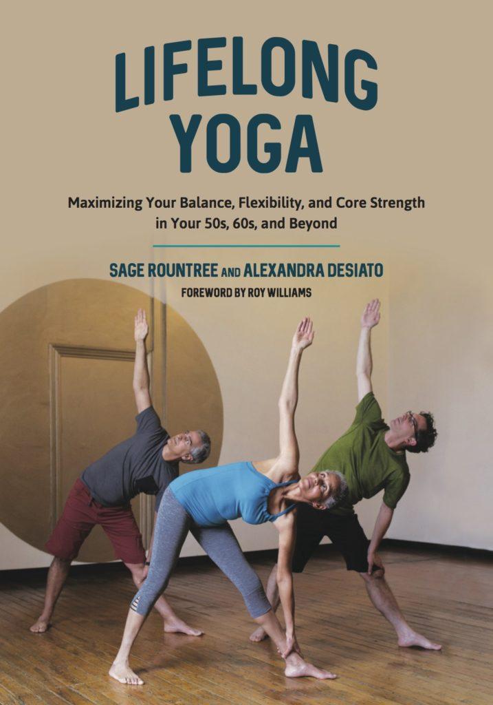 Lifelong Yoga cover